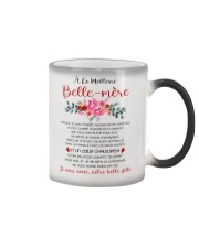 family mug - to mother-in-law Color Changing Mug thumbnail
