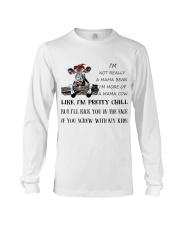 cow mug - I'm more of a mama cow Long Sleeve Tee thumbnail