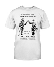 Call On Me Brother Classic T-Shirt thumbnail