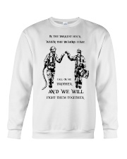 Call On Me Brother Crewneck Sweatshirt thumbnail