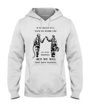 Call On Me Brother Hooded Sweatshirt thumbnail