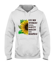 sunflower mug - I'm blunt Hooded Sweatshirt thumbnail