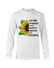 sunflower mug - I'm blunt Long Sleeve Tee thumbnail