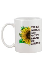 sunflower mug - I'm blunt Mug back