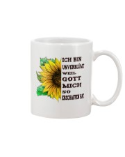 sunflower mug - I'm blunt Mug tile