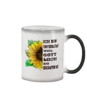 sunflower mug - I'm blunt Color Changing Mug thumbnail