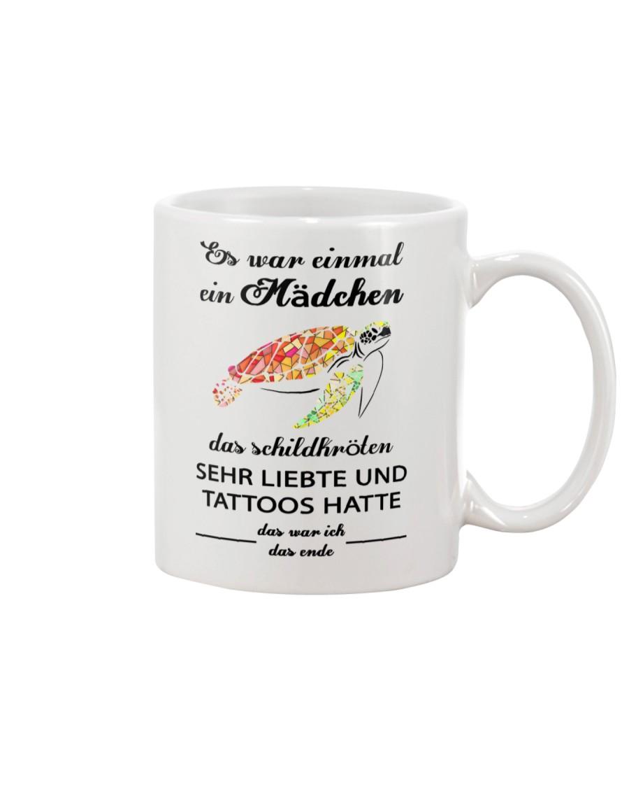 turtle mug - once upon a time Mug