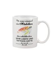 turtle mug - once upon a time Mug front
