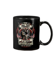 soldier mug - Veterans are my brothers Mug front