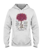 family mug - to granddaughter - never lose Hooded Sweatshirt thumbnail