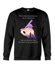baseball mug - to Mom -  baseball player Crewneck Sweatshirt thumbnail