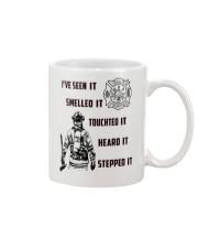 Firefighter Poster Mug thumbnail