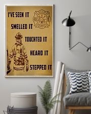 Firefighter Poster 11x17 Poster lifestyle-poster-1