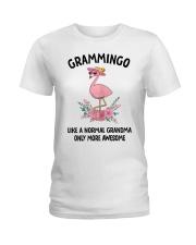 Womens Grammingo Like A Normal Grandma Only More A Ladies T-Shirt thumbnail