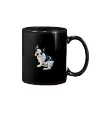 Frenchie French Bulldog Photo Novelty Gift Men Wom Mug thumbnail