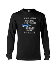 Wise Woman Once Said Dragonfly T Shirt Long Sleeve Tee thumbnail