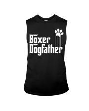 Boxer Dog Dad - Boxer Lovers Sleeveless Tee thumbnail