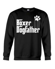 Boxer Dog Dad - Boxer Lovers Crewneck Sweatshirt thumbnail