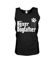 Boxer Dog Dad - Boxer Lovers Unisex Tank thumbnail
