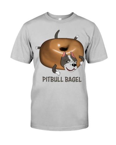 PITBULL BAGEL - Pitbull Lovers