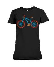 Cycling Cycling Shirt Cycling Sports Cycling Gifts Premium Fit Ladies Tee thumbnail