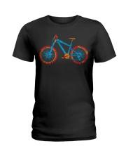 Cycling Cycling Shirt Cycling Sports Cycling Gifts Ladies T-Shirt thumbnail