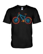Cycling Cycling Shirt Cycling Sports Cycling Gifts V-Neck T-Shirt thumbnail