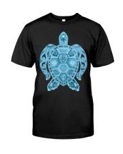 Royal Sea Turtle Classic T-Shirt thumbnail