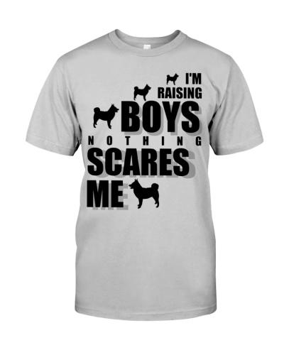 HUSKY - I'M RAISING BOYS NOTHING SCARES ME