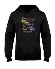 Being A Meemaw Doesnt Make Me Old Joyful And Bless Hooded Sweatshirt thumbnail