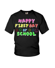 First Day Of School Teaching Back To school Youth T-Shirt thumbnail
