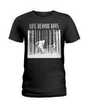 Mtb Mountain Bike - Biking  Bmx Jersey Great Ladies T-Shirt thumbnail