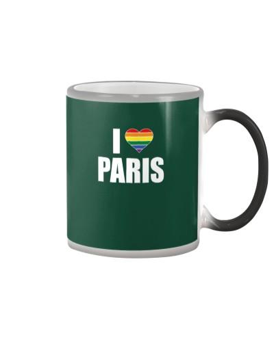 I love Paris Gay Pride