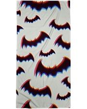Halloween bats Bath Towel thumbnail