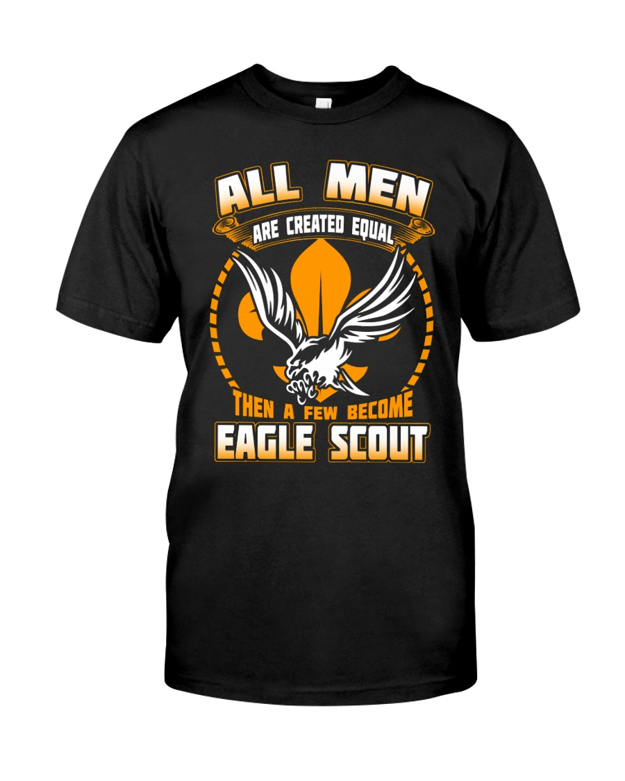 PROUD EAGLE SCOUT Classic T-Shirt