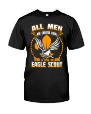 PROUD EAGLE SCOUT Classic T-Shirt front