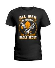 PROUD EAGLE SCOUT Ladies T-Shirt thumbnail