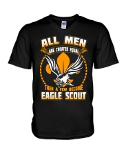 PROUD EAGLE SCOUT V-Neck T-Shirt thumbnail