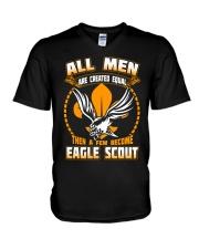 PROUD EAGLE SCOUT MUG V-Neck T-Shirt thumbnail