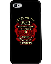 LISTEN TO THE WIND -  MANGO EXCLUSIVE T-SHIRT Phone Case thumbnail