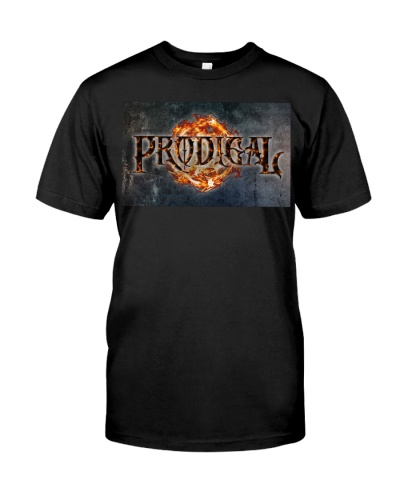 Prodigal Band Logo Tee