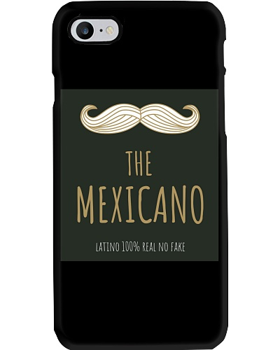 The mexicano proud
