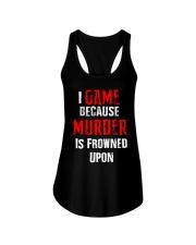 I Game Ladies Flowy Tank thumbnail