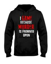 I Game Hooded Sweatshirt thumbnail