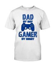 Gamer by night Classic T-Shirt thumbnail