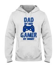Gamer by night Hooded Sweatshirt thumbnail