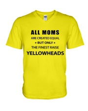 Mother's day T-shirt V-Neck T-Shirt thumbnail