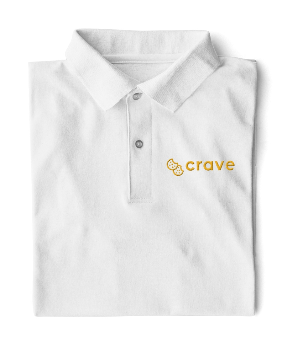 Crave Cookie Shirts Classic Polo