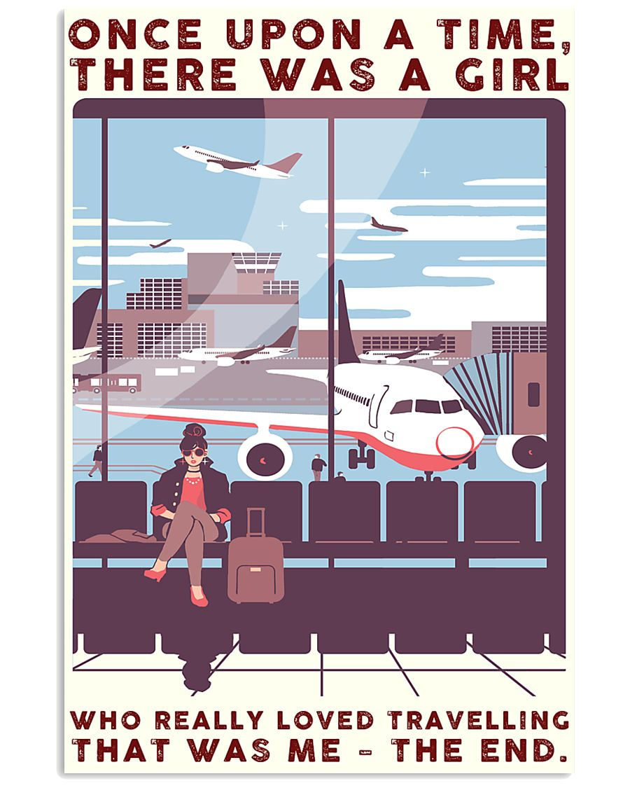 Once Upon A Time-Travelling Girl 11x17 Poster