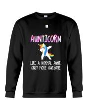 AUNTICORN Crewneck Sweatshirt thumbnail